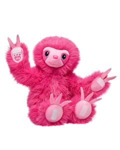 PINK FUZZY SLOTH