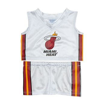 NBA MIAMI HEAT UNIFORM