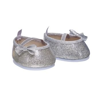 SILVER SPARKLE FLAT