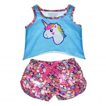 RAINBOW UNICORN PJ