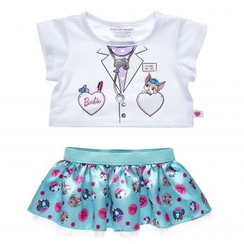 BARBIE VET OUTFIT