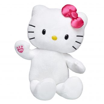 WHITE HELLO KITTY