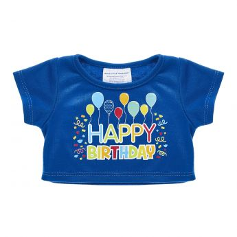 BLUE BIRTHDAY TEE