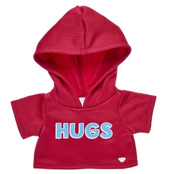 RED HUGS HOODY