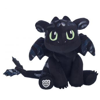 DRAGON GLOW TOOTHLESS