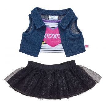 XOXO 2FER SKIRT SET