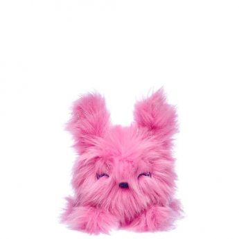 BUILD-A-BEAR BUDDIES PINK FUZZY BUNNY