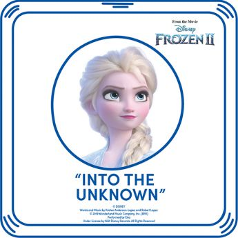 FROZEN 2 INTO THE UNKNOWN SONG